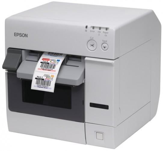 אפסון משיקה את ה- TM-C3400– מדפסת הזרקת דיו צבעונית ייעודית