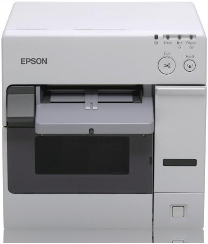 Inkjetprinter voor etiketten die lang meegaan