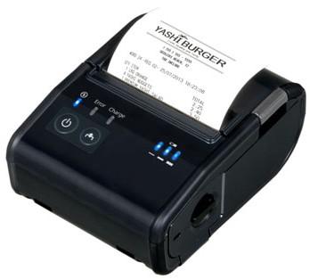 Word mobiel met de nieuwe draagbare POS-printer van Epson
