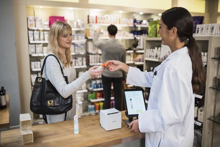 TM-m30: l'alternative Epson pour l'impression portable point de vente