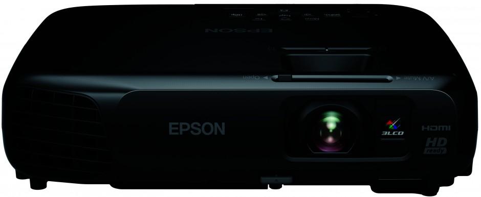 O novo projector de cinema em casa oferece correcção Keystone total e garantia de lâmpada extra-longa