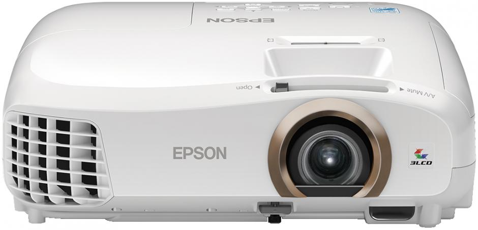 Epson lança trio de projetores Home Cinema Full HD 2D e 3D económicos