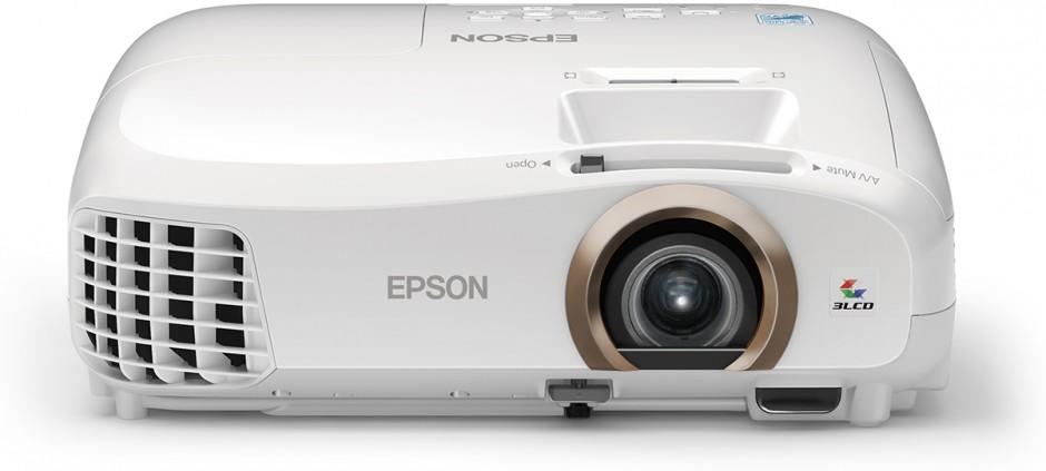 Epson lance trois projecteurs Full HD 2D et 3D Home Cinema abordables
