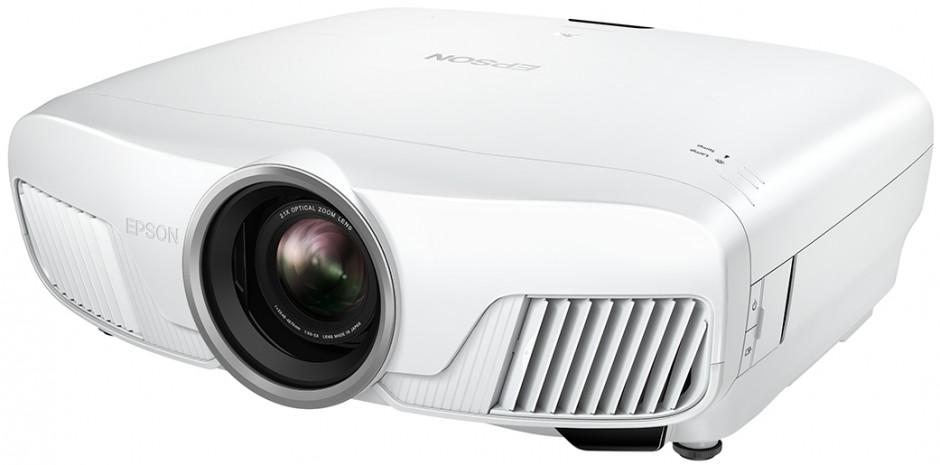 Epson lanceert nieuwe projectoren en zorgt met 4K-enhancement, HDR en UHD Blu-ray ondersteuning voor meeslepende home cinema-ervaring