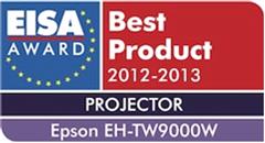 Epson wins prestigious EISA award