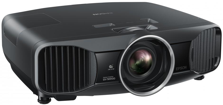 Epson esittelee kehittyneimmät Full HD 3D -projektorinsa