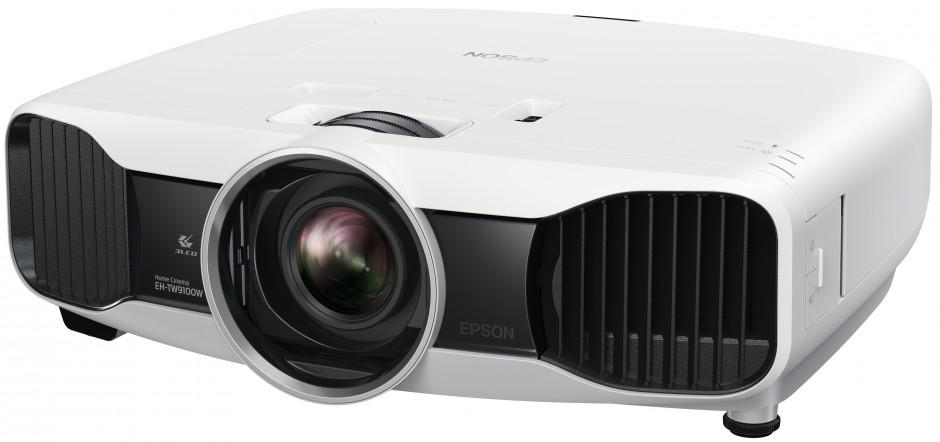 Epson annonce la sortie de ses projecteurs 3D Full HD les plus évolués