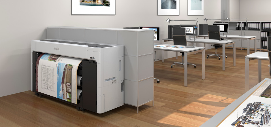 Epson julkistaa kaksi täysin uutta 44 tuuman tuotantotulostinta valokuvatulostukseen ja CAD-tulostukseen
