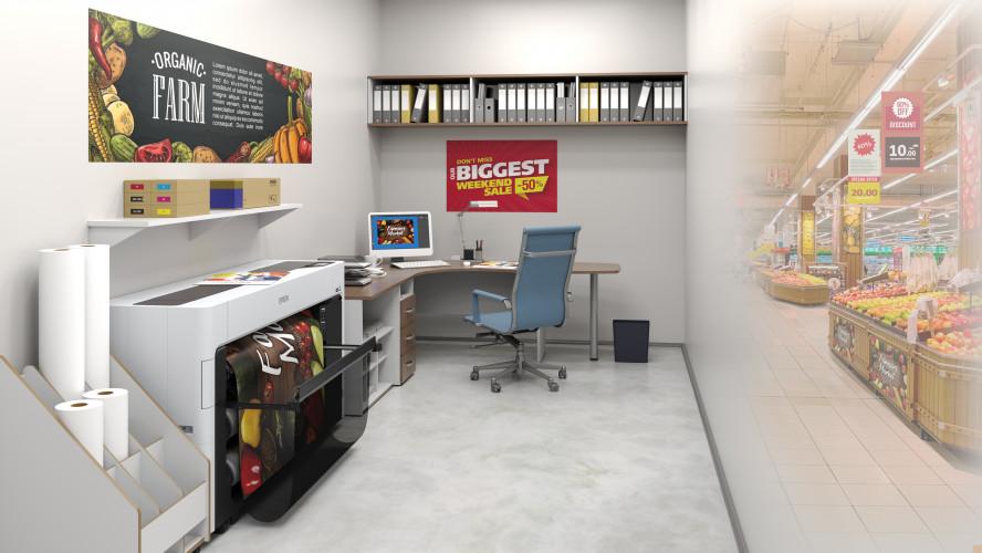 Epson introduceert gloednieuwe 44-inch foto- en technische printers