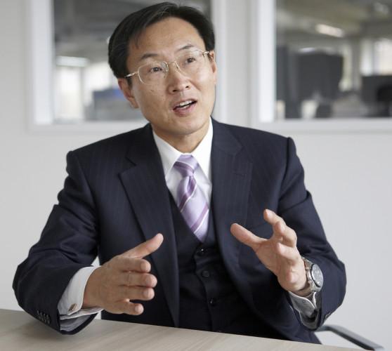 Epson Präsident Usui hält Keynote auf CeBIT