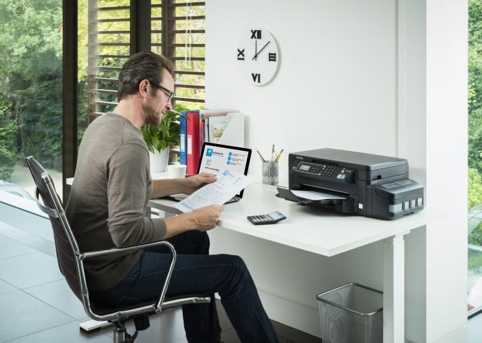 ¿Qué sucede cuando se agota la tinta de tu impresora?