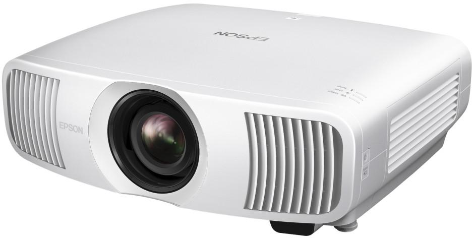 Con due nuovi videoproiettori laser 4K, Epson porta il cinema in casa
