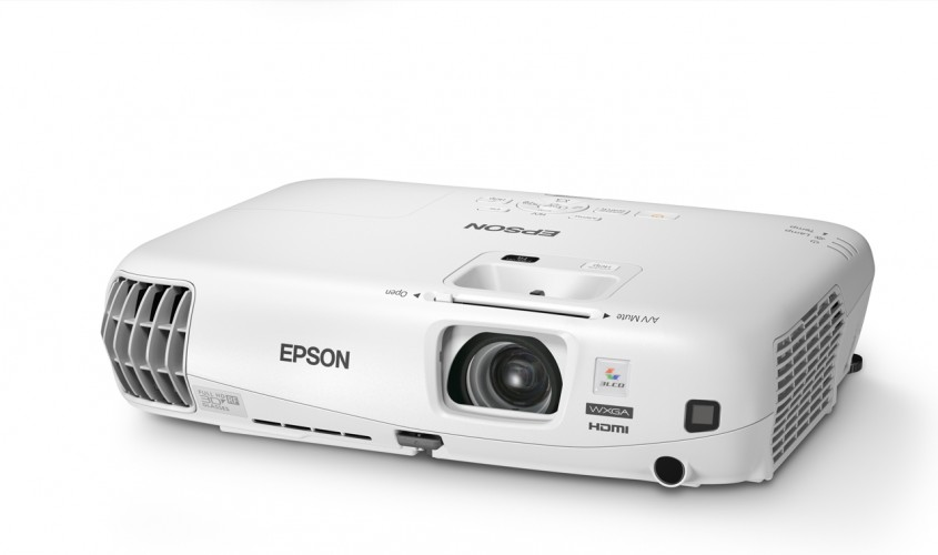 Aktív és passzív 3LCD 3D projektorokat vezet be az Epson