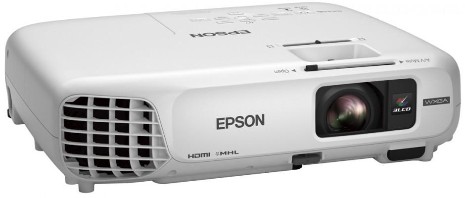 Epson brengt de eerste draagbare projector met QR-codeconnectiviteit op de markt