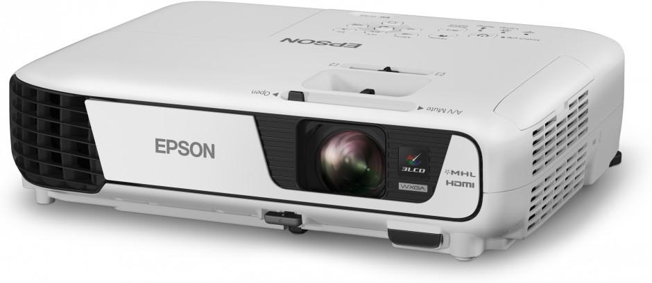 Epson EB-W32 Proiector de bună calitate pentru birou sau acasă