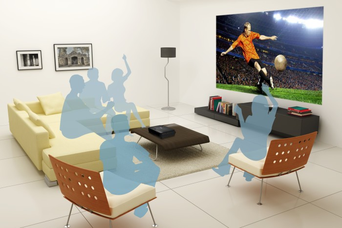 Maximera VM-känslan hemma i vardagsrummet