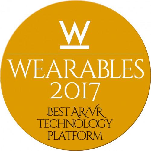 Epson tildelt prisen for beste AR/VR-teknologiplattform ved Wearable Tech Show Awards