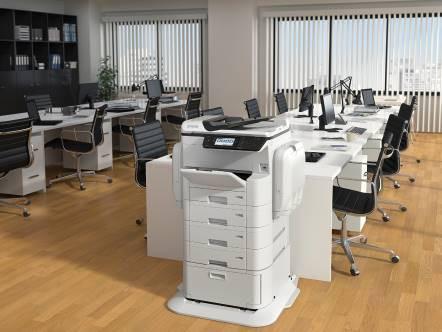 Epson WF-C869RDTWF ile yüzde 95'e varan enerji tasarrufuyla 84 bin sayfa baskı…