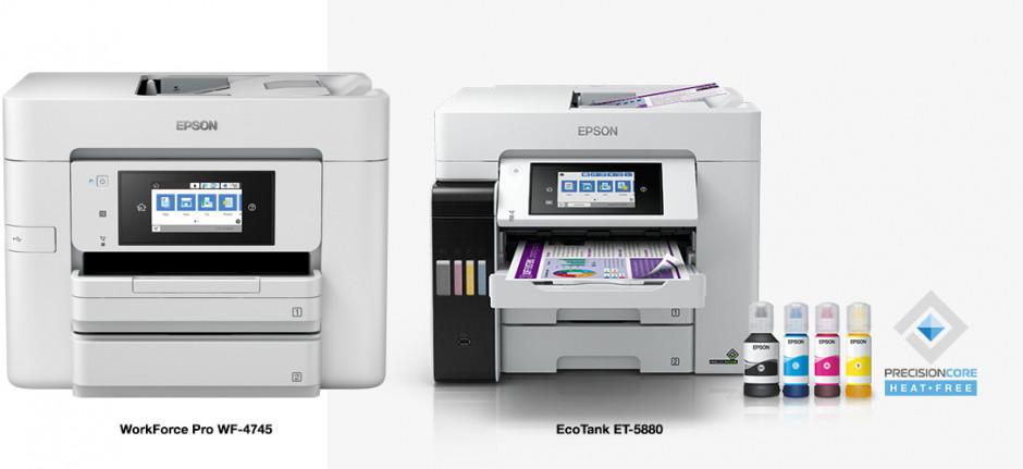 Epson propõe duas novas soluções de impressão sustentável para o teletrabalho