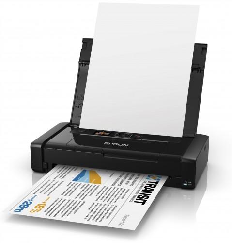 Η Epson ανακοινώνει την κυκλοφορία του μικρότερου στον κόσμο φορητού εκτυπωτή inkjet, στην Ελλάδα