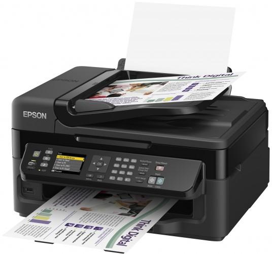 Verlaag uw bedrijfskosten met de nieuwste zakelijke inkjetprinters van Epson