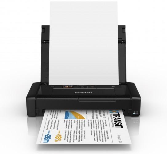 Epson introduceert kleinste draagbare A4-inkjetprinter en thuisbioscoopprojector met lens-shift op IFA 2014