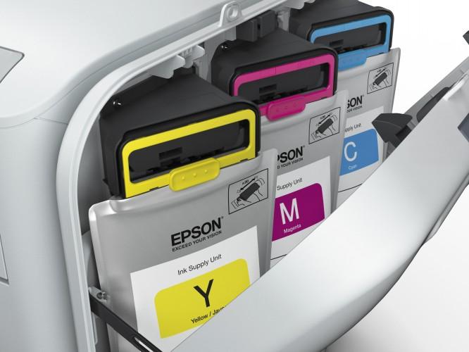 Epson setzt auch 2015 bei neuen Lösungen auf seine Kerntechnologien