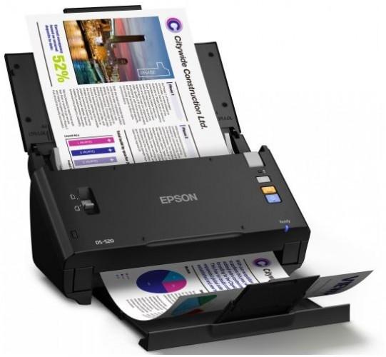 Dutch Trading International alege scannerele Epson WorkForce DS-520N