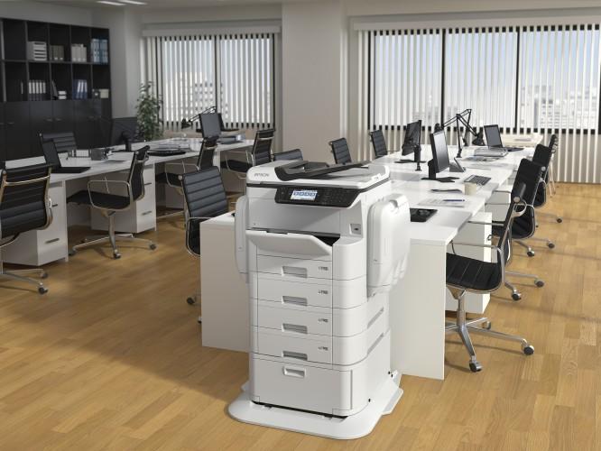 Neuer Epson WorkForce Pro RIPS Drucker: Kostensenkung steigert Produktivität
