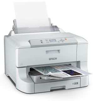 Epson's first business printers to use PrecisionCore