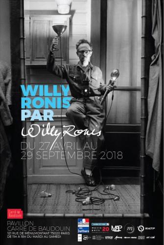 Epson, soutien technique de l'exposition Willy Ronis par Willy Ronis