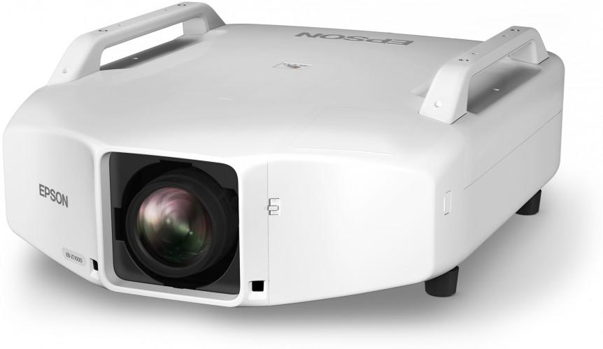 Neue Epson Projektoren für die Festinstallation