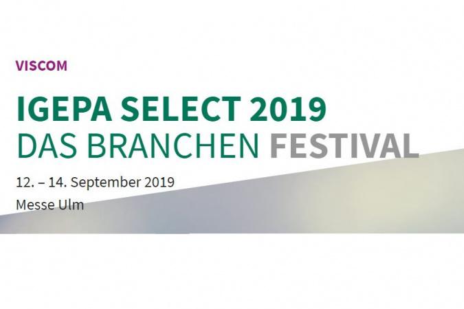 Epson auf der IGEPA SELECT 2019