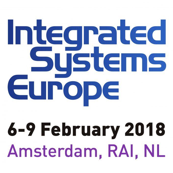 Epson auf der Integrated Systems Europe 2018