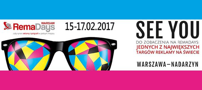 RemaDays Warsaw 2017