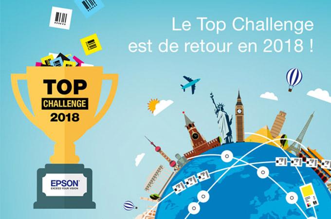 Top Challenge 2018