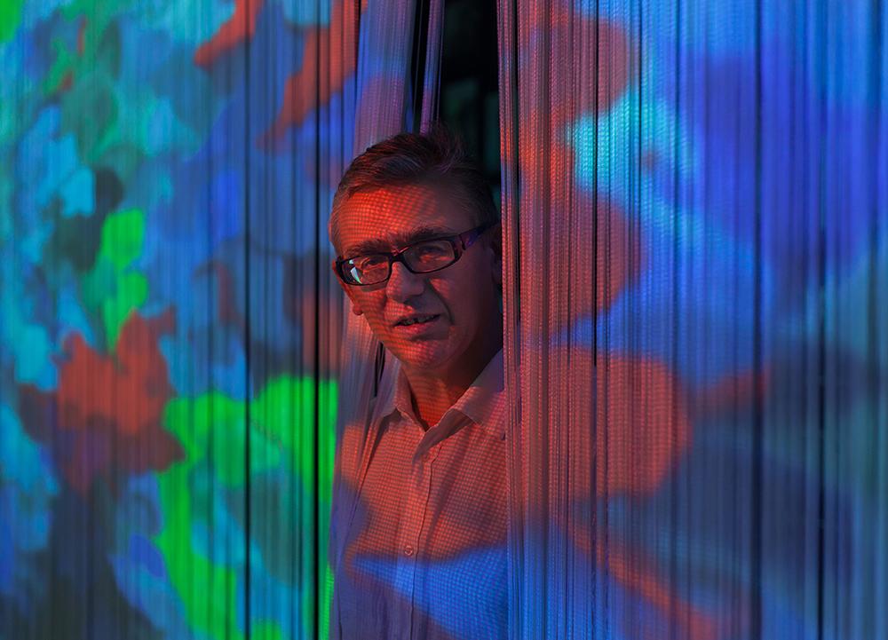Miguel Chevallier - pionnier de l'art numérique