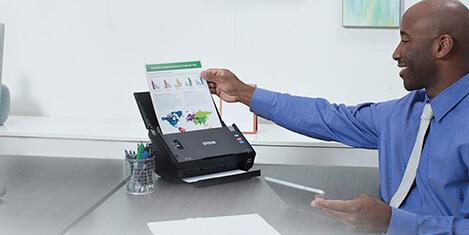 Business scanner