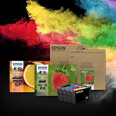 EPSON GENUINE INKS