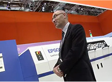 SUREPRESS L-4033AW AT DRUPA 2012