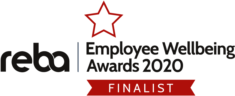 reba Employee Wellbeing Awards 2020 Finalist
