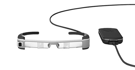 MOVERIO SMART GLASSES