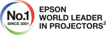 Epson World Leader in Projectors (2)