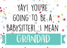 Babysitter_Grandmacard