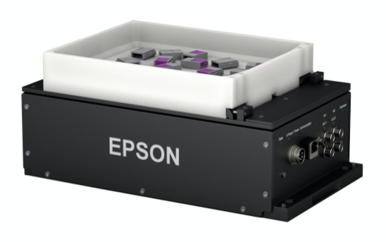 De flexibele invoer van Epson