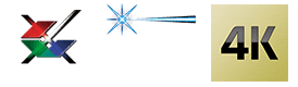Laser Light Source Badge, 3LCD Badge