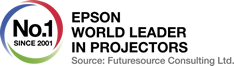 Epson: World Leaders in Projectors
