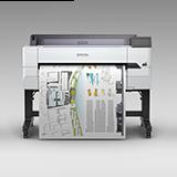 recogedor de papel Plotter Epson Surecolor Sc-T5400 A0