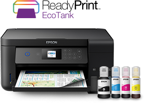 Printer, ink and warranty plan
