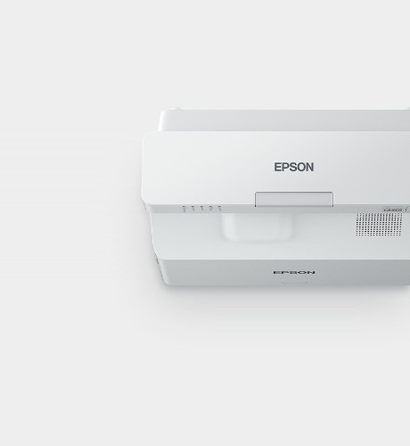 Epson EB-750F projector